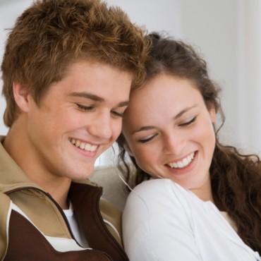 adolescent et amour